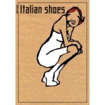 Italian Shoes Michał Książek polski plakat