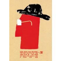 Kultura żydowska w plakacie polskim Sebastian Kubica polski plakat