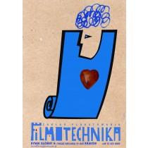 Filmotechnika Sebastian Kubica polski plakat