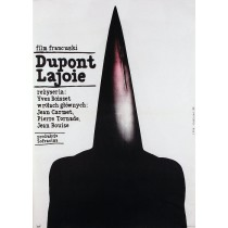 Dupont Lajoie Yves Boisset Lech Majewski polski plakat