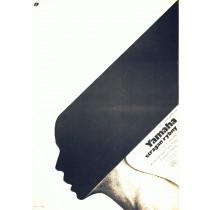 Yamaha, stragan rybny Liang Zhang Lech Majewski polski plakat