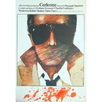 Corleone Pasquale Squitieri Grzegorz Marszałek polski plakat