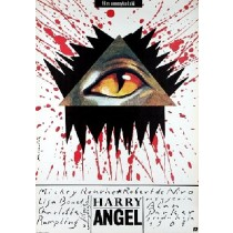 Harry Angel Alan Parker Grzegorz Marszałek polski plakat