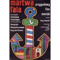 Martwa fala Jan Młodożeniec polski plakat