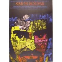 Simon Bolivar Alessandro Blasetti Tomasz Rumiński polski plakat