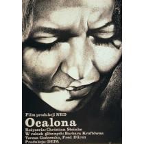 Ocalona Christian Steinke Antoni Chodorowski polski plakat