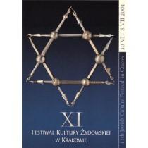 Festiwal Kultury Żydowskiej Kraków Witold Chmielewski polski plakat