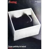 Zestaw podróżny do śmierci Wiesław Rosocha polski plakat
