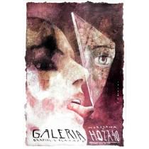 Galeria Plakatu i Grafiki Hoża 40 Wiktor Sadowski polski plakat