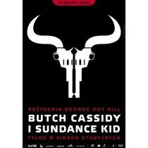 Butch Cassidy i Sundance Kid George Roy Joanna Górska Jerzy Skakun polski plakat