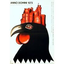 Anno domini 1573 Romuald Socha polski plakat
