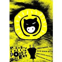 Pigasus Polish Poster Gallery Monika Starowicz polski plakat