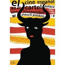 Kino hiszpańskie Monika Starowicz polski plakat