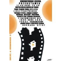 Kinematograf - Silesia Monika Starowicz polski plakat