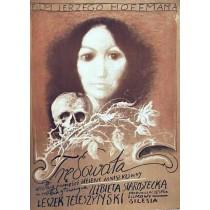 Trędowata Jerzy Hoffman Franciszek Starowieyski polski plakat