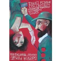 Galeria Plakatu Leszek Żebrowski polski plakat