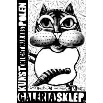 Galeria Sklep Leszek Żebrowski polski plakat