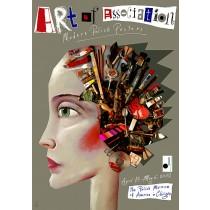 Art of Association Leszek Żebrowski polski plakat