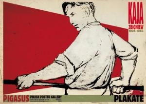 Zbigniew Kaja - Plakaty Ryszard Kaja Polski plakat wystawowy