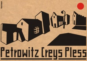Petrowitz Creys Pless Michał Książek polski plakat