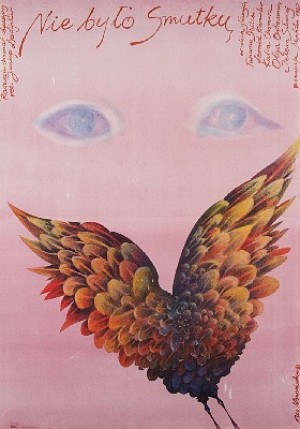 Nie było smutku Yusup Daniyalov Marian Nowiński polski plakat