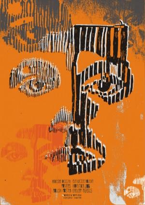 Posters Agnieszka Dajczak Elżbieta Wojciechowska Agnieszka Dajczak Polski plakat wystawowy