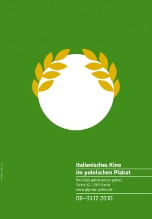 Włoskie kino w polskim plakacie Joanna Górska Jerzy Skakun Polski plakat wystawowy