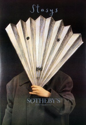 Sotheyby s Stasys Eidrigevicius Polski plakat