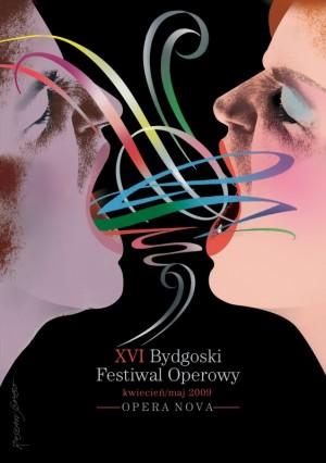 Bydgoski Festiwal Operowy, 16. Rosław Szaybo Polski plakat operowy