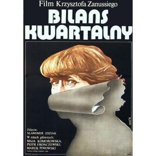 Bilans kwartalny Jakub Erol Polskie Plakaty Filmowe