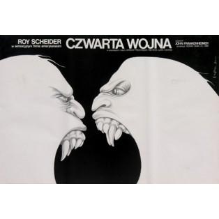 Czwarta wojna Jakub Erol Polskie Plakaty Filmowe