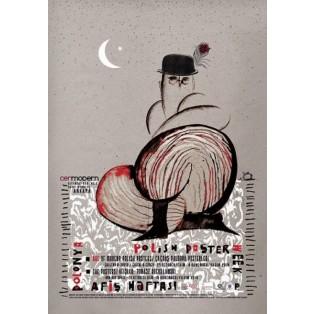 Polish Poster wystawa Ankara Ryszard Kaja Polskie Plataty Wystawowe
