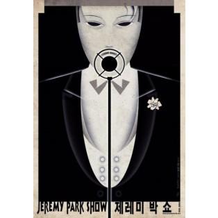 Jeremy Park Show Ryszard Kaja Polskie Plakaty Muzyczne