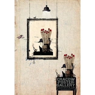 Cracow Poster Gallery 1985-2015 Ryszard Kaja Polskie Plakaty