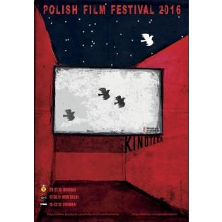 Kinoteka Polish Film Festival Ryszard Kaja Polskie Plakaty Filmowe