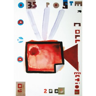 Dydo Poster Collection 35 lat Dydo 60 Sebastian Kubica Polskie Plakaty