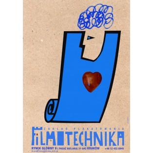 Filmotechnika Sebastian Kubica Polskie Plakaty