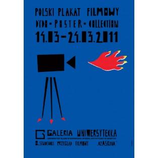 Polski Plakat Filmowy Sebastian Kubica Polskie Plakaty Filmowe