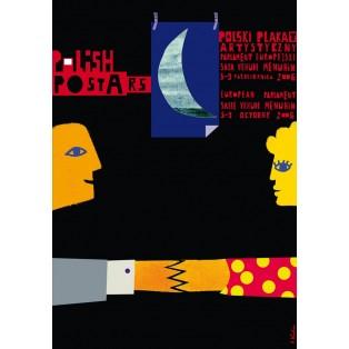 Polski Plakat Artystyczny Wystawa Parlament Europejski Sebastian Kubica Polskie Plataty Wystawowe