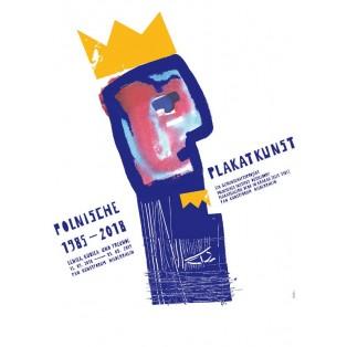 Polnische Plakatkunst Duselsdorf Sebastian Kubica Polskie Plataty Wystawowe