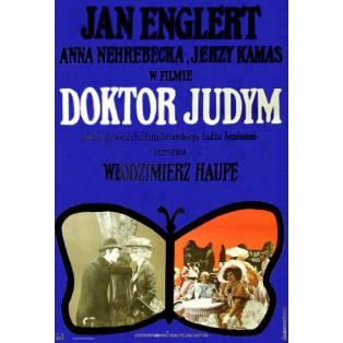 Doktor Judym Włodzimierz Haupe Jan Młodożeniec Polskie Plakaty Filmowe