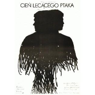 Cień lecącego ptaka Jaroslav Balik Jacek Neugebauer Polskie Plakaty Filmowe