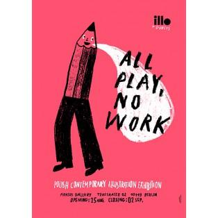 All play no work Tymek Jezierski Polskie Plataty Wystawowe