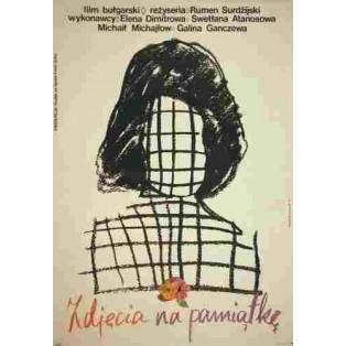 Zdjęcie na pamiątkę Rumen Surdzhiyski Jacek Bieńkowski Polskie Plakaty Filmowe