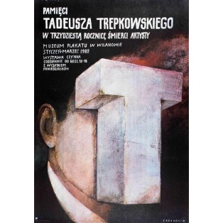 Pamięci Tadeusza Trepkowskiego Wiktor Sadowski Polskie Plataty Wystawowe