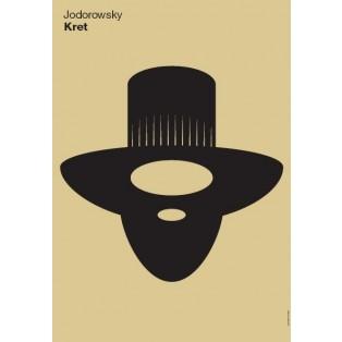 Kret Alejandro Jodorowsky Joanna Górska Jerzy Skakun Polskie Plakaty Filmowe