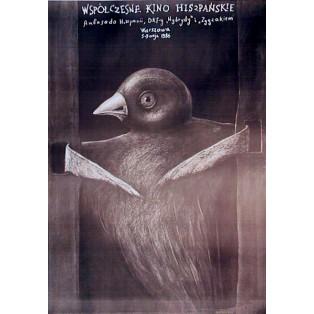 Współczesne kino hiszpańskie Stasys Eidrigevicius Polskie Plakaty Filmowe