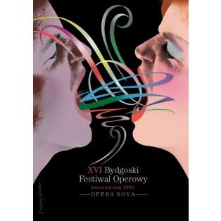 Bydgoski Festiwal Operowy, 16. Rosław Szaybo Polskie Plakaty Operowe