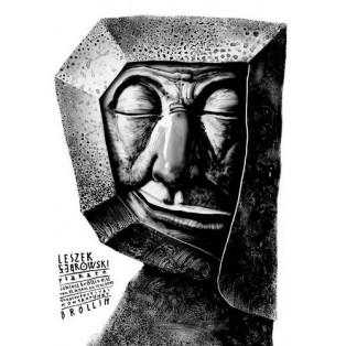 Plakaty - Bröllin Leszek Żebrowski Polskie Plataty Wystawowe