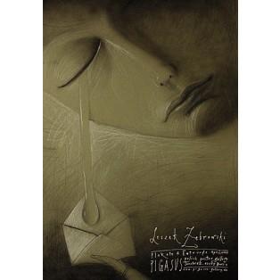 Plakaty i Projekty 2007 Leszek Żebrowski Polskie Plataty Wystawowe